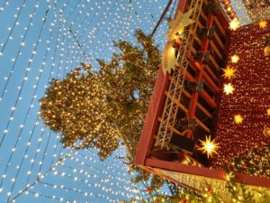 Study in Germany-Christmas Market Cologne