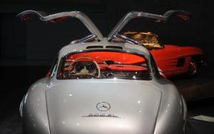 Study in Germany-Mercedes Benz Stuttgart