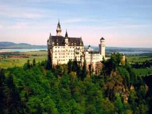 Study in Germany-neuschwanstein