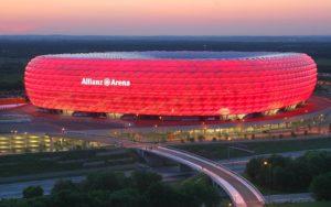 Study in Germany-Allianz Arena Munich