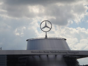 Study in Germany-Mercedes Stuttgart