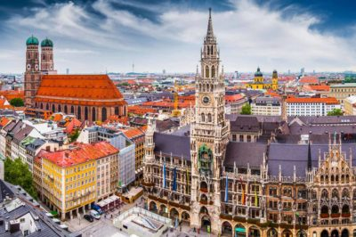 Study in Germany-munich-alamy