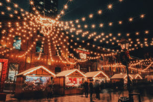 Study in Germany-Christmas Market